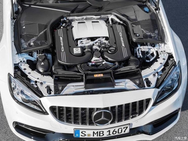 梅赛德斯-AMG 奔驰C级AMG 2019款 AMG C 63 S Coupe
